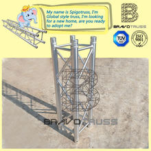 Factory Tv Truss Stand Semi Circle Roof Truss Ceiling Lighting Truss System