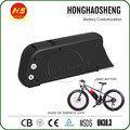 48v 12Ah electric bicycle lithium battery for 1000w motor