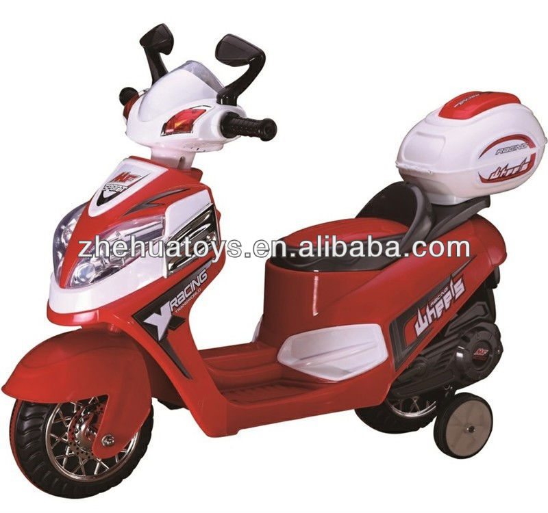 New Model B/O Kids Plastic Motorcycle