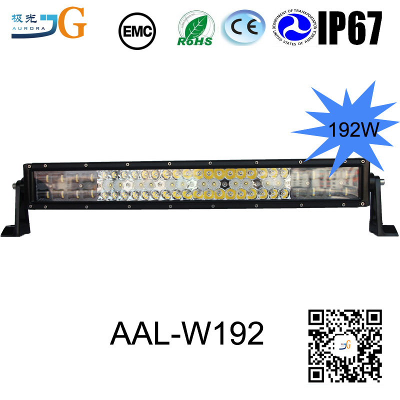 wholesale off road combo light bar truck led lamp supplier in Guangzhou AAL-W192