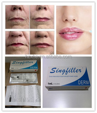 High Quality Cross-linked HA Dermal Filler For Lip filling/lip fullness