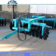 Farm implement hydraulic offset disc harrow / drag harrow for sale