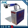 gold,silver,copper,ABS,PVC for 30w fiber laser marking machine