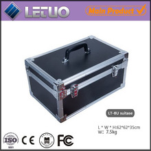 promotion plastic rolling portable aluminum german made tool box