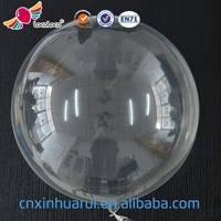 2017 Factory Direct Various Themes 9 inch clear latex balloon