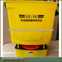 electric fertilizer spreader for sale