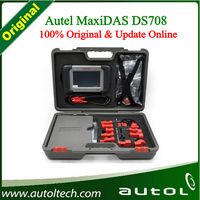Original Maxi DAS 708 DS 708 DS708 car diagnostic Scanner DAS708 Updated by internet