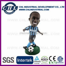 Hot selling non toxic polyresin bobble head