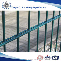 Double Wire Fence/ Welded Mesh Fence Panel