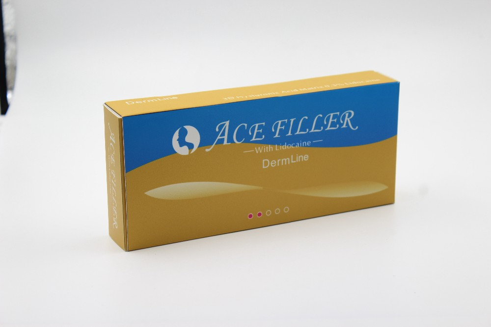 1 ml derm line ACE FILLER dermal hyaluronic acid filler