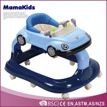 Multifunction fashionable plastic simple baby walker