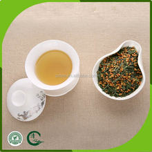 Organic high nutritional value genmaicha roasted brown rice green tea