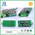 High quality China manufacturer of electronic control motherboard PCB board assesmbly mother board pcba
