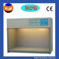 8 lightsource standard color matching cabinet BZGY908 series