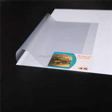 Laser Contactless Cards Offset Printing Plastic Film PVC Card Core