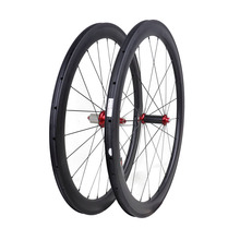 2017 Lightweight Carbon Composite Road Bike Wheels 700C carbon wheelset