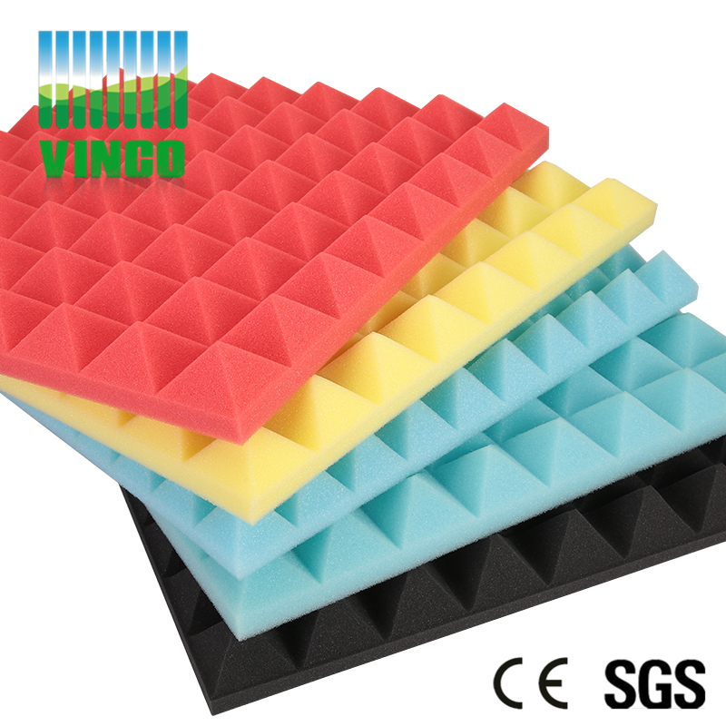 soundproof foam acoustic isolation noise reduction sponge