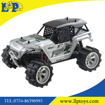 2017 new style 1:18 2.4G high speed car 4WD big foot