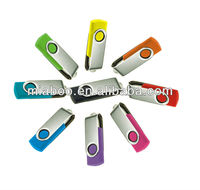 Colorful Swivel type usb Driver,Plastic usb Memory Disk
