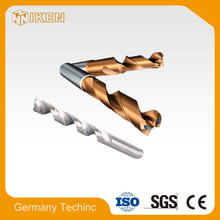 Metal working Manufacture carbide drill with coolant hole