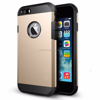 For iPhone 6 PLUS 5 5s Hard Back Shockproof Slim Tough Armour Case Heavy Duty