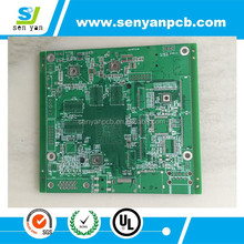 Professional OEM printed circuit board design with 94v0 circuit board for Electronic Automotive