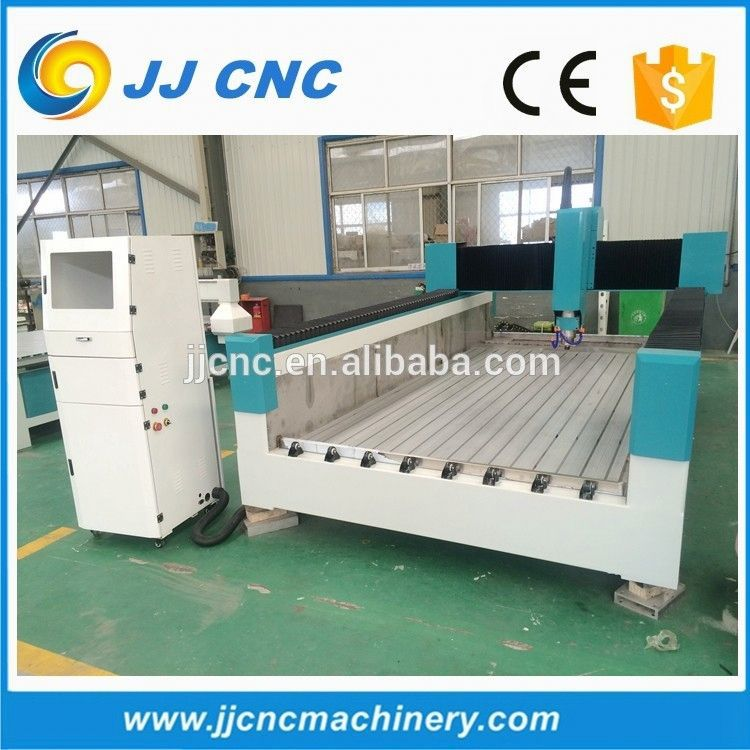 Rail cnc stone work router