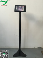 Rotatable black for ipad case tablet stand restaurant