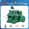 ML series corrugated cardboard flatbed die Cutter creasing Machine