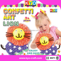 Best service OEM newest simple christmas crafts for kids