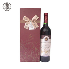 Factory Customized Eco-friendly Paper Wine Box