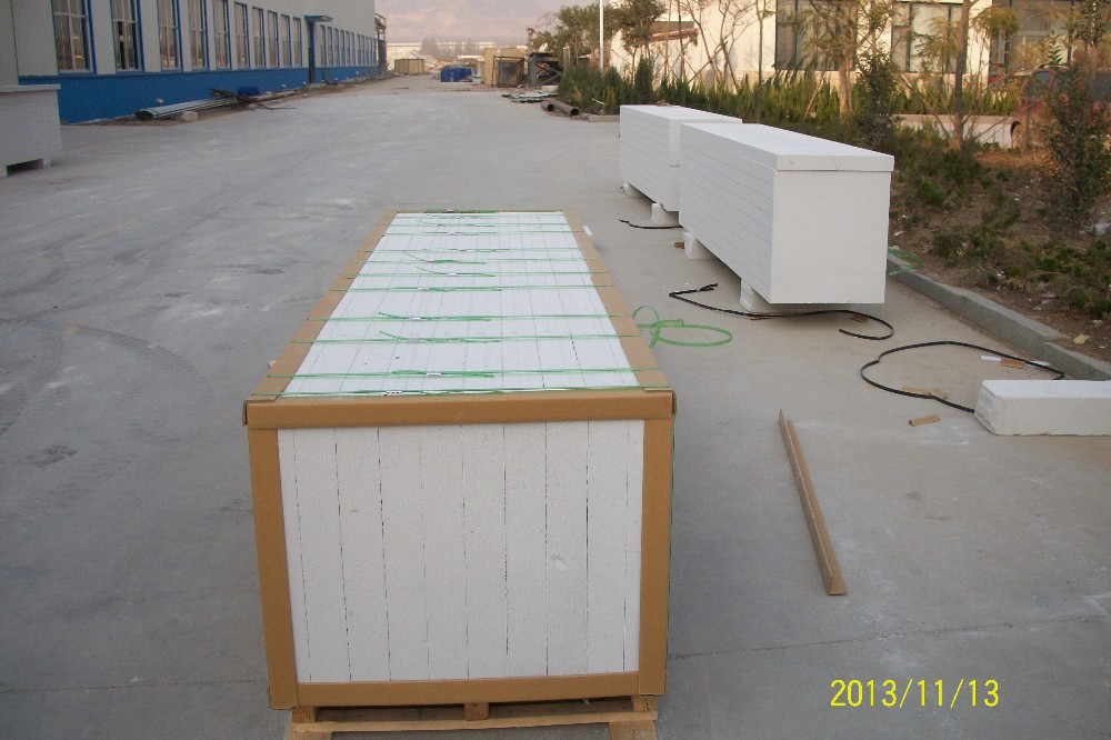 Autoclaved Aerated Concrete Panel Plant Aac Precast Concrete Fence Panels