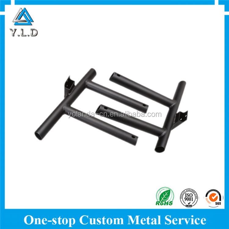Small Order Welcomed Customized Customized Steel Welding Powder Coating Medical Wheelchair Bracket At Fine Price