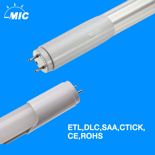 CE ROHS 12v 1200mm 18w led t8 tube light