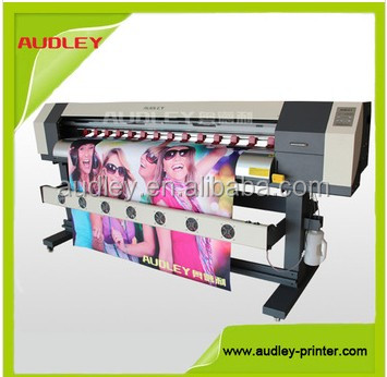 Audley high speed 1.8m wrapping paper printer with dx10 head ADL-A1951