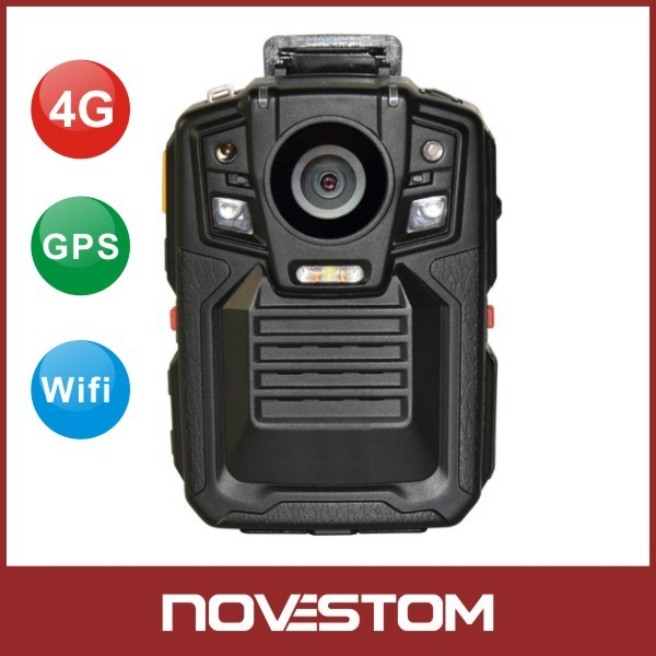 Novestom thermal imagining camera ambarella odm portable night vision video camera for police