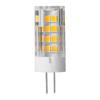G4 5W Bi-pin Base LED Light Bulb Silica Gel Crystal, warm white 2700k-3000K Landscape lighting AC110V AC220V