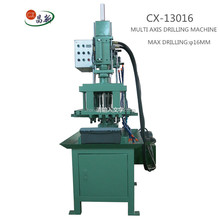 Fast speed high quality multi hole multi spindle heatsink drilling machine automatic CX-13016