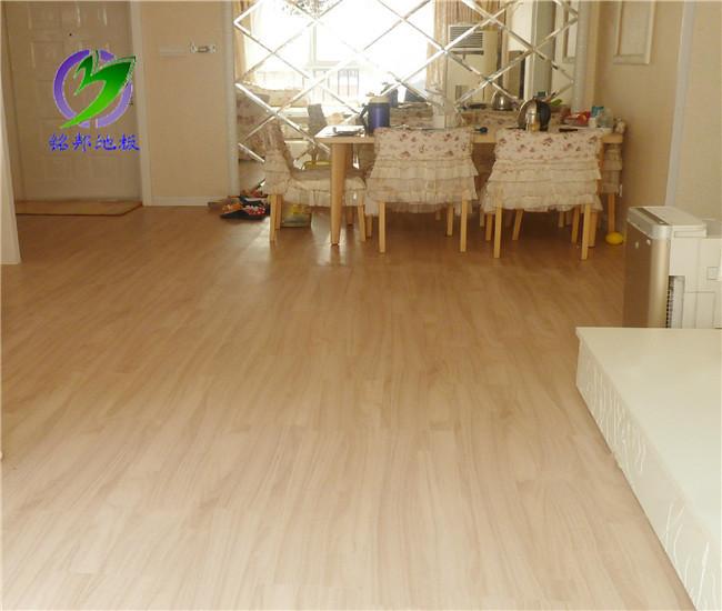 shopping center pvc vinyl floor waterproof laminate flooring