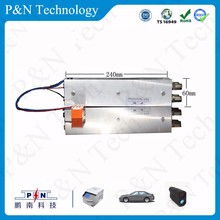 12V high power liquid cooling water with heat sink for water cooling