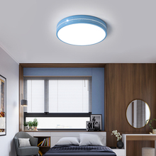 Surface Mounted Ultra Slim 20w 28w 36w Rounds Bedroom Ceiling Lamps Popular Remote Control Living Room Led Ceiling Light