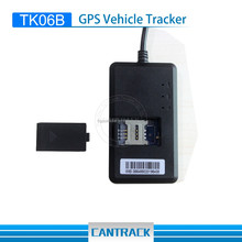 CanTrack Hotsale TianHe Protocol product TK06B GPS Motocycle Tracker support instant ACC upload