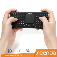 Mini Portable Wireless Bluetooth Keyboard V 3.0 Mouse Touchpad For Windows Android