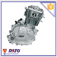 5-speed gearshift Single cylinder,4 stroke, air- cooled, vertical motorcycle engine