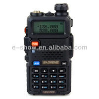 The latest UHF Hot Popular CE FCC RoSH UHF VHF original baofeng uv-5r uv5r uv 5r