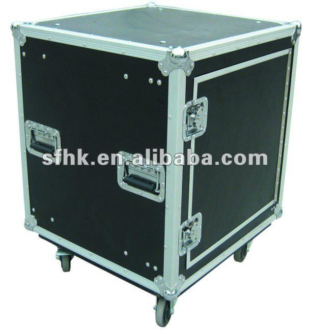 1U 2U 3U 4U 6U 8U 10U 11U 18U 20U Flight Cases For DJ Workstation