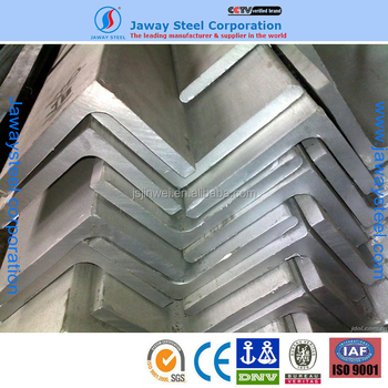 316L Hot Rolled Stainless Steel Equivalent Angle Bar