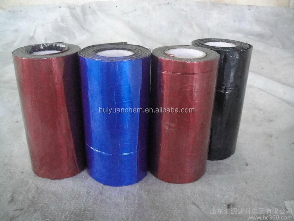 manufacturer: aluminum asphalt/bitumen tape roll for waterproofing
