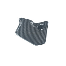 Twill Carbon Fiber Motorcycle Part Air Flow Guide for BUELL 1125