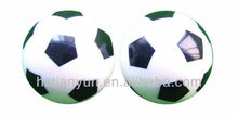 mini foot ball/baby foot ball/mini acrylic ball